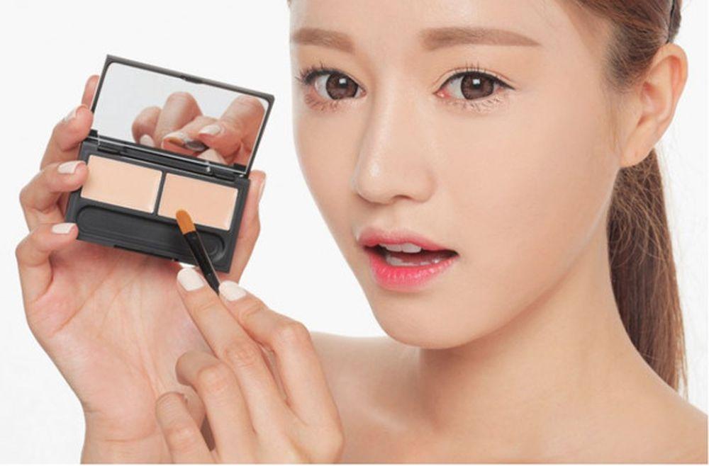 Biết cách chọn kem che khuyết điểm sẽ giúp bạn có lớp Makeup đẹp