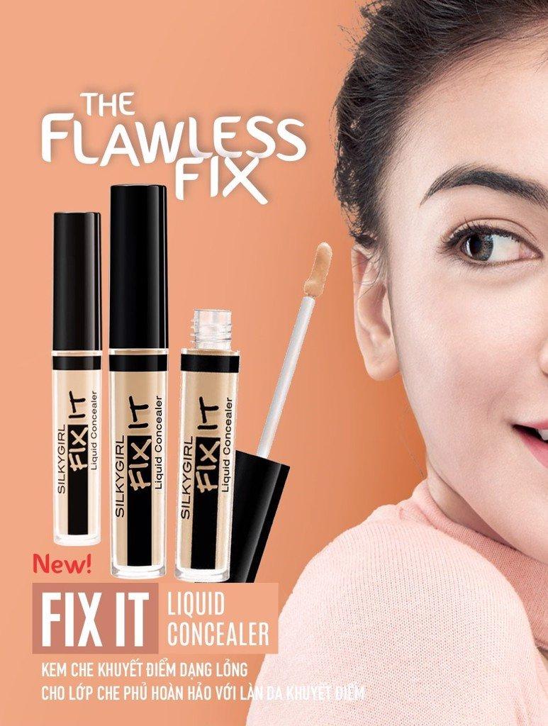 Fix It Liquid Concealer - Loại kem dạng lỏng